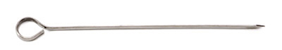 Tablecraft 310 10-in Stainless Steel Oval Skewer