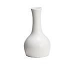 Tablecraft 386 5-1/4-in White Porcelain Flower Vase