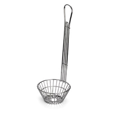 Tablecraft 4039 Taco Fryer Basket w/ 1-Bowl Capacity