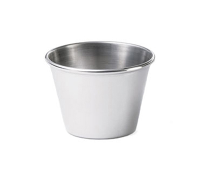Tablecraft 5066 1-1/2-oz Stainless Steel Sauce Cup