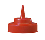 Tablecraft 63TK Red Cone Tip Top, Fits All 63-mm Wide Mouth Squeeze Dispensers