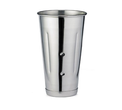 Tablecraft 64E 30-oz Stainless Steel Malt Cup
