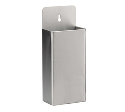 Tablecraft 68 Stainless Steel Cap Catcher, 5-1/4 x 3-1/4 x 13-in