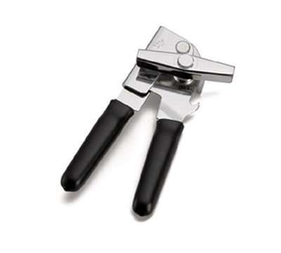 Tablecraft 709 Swing-A-Way Can Opener w/ Ergonomic Grip, Black