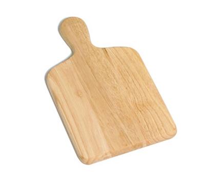 Tablecraft 79 Natural Finish Wood Bread Board, 13 x 7-3/4-in