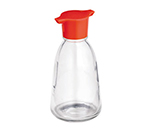 Tablecraft 888 5-oz Glass Soy Sauce Bottle w/ Plastic Top