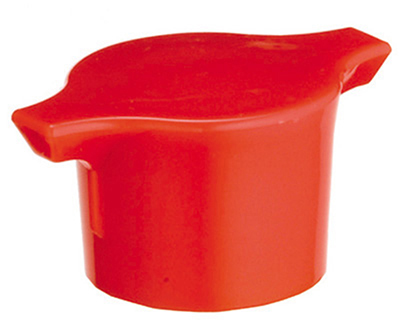 Tablecraft 888T Red Plastic Top, Fits Model Number 888