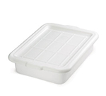Tablecraft F1529 Freezer Storage Box, 21.25 x 15.75 x 5, Polyethylene