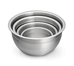 Tablecraft H833 5-Quart Stainless Steel Premium Mixing Bowl
