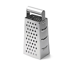 Tablecraft SG202 Stainless Steel Tapered Grater, 3 x 4 x 9-1/2""