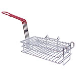 Tablecraft TB1164 Burrito Fryer Basket, Stainless