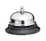 Tablecraft 8381 3-in Chrome Plated Call Bell