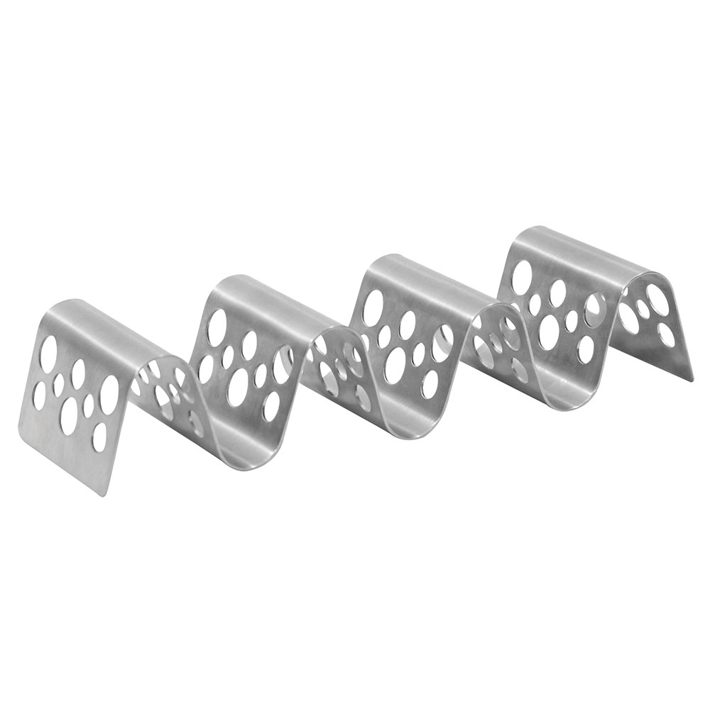 Tablecraft TRSP34 Taco Holder - Holds 3-4 Tacos, Solid Pa...