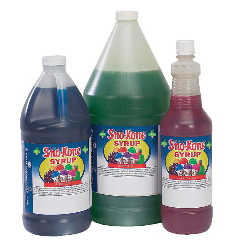 Gold Medal 1051QT 1-qt Ready-To-Use Syrup, Cherry