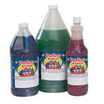 Gold Medal 1058 Ready-To-Use Flavor Syrup, Root Beer, (4) 1-Gallons/Case