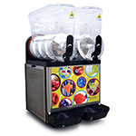 Gold Medal 1111 Frusheez Slush Machine w/ (2) 3.7-gal Hoppers - Stainless, 115v
