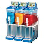 Gold Medal 1115 Frusheez Beverage Machine w/ 3.7-gal Capacity & 3-Bowls, 142-cup/hr