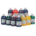 Gold Medal 1231S Sno Treat Flavor, Sweetened w/ Saccharin, Root Beer, (4) 1 Gallon Per Case