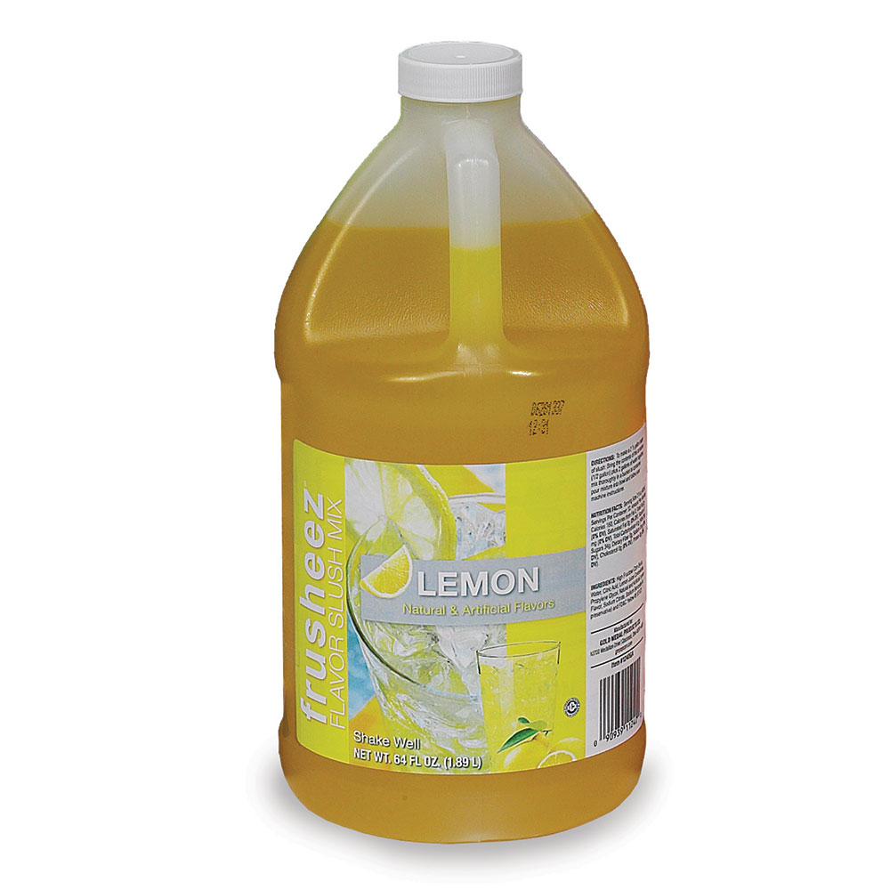 Gold Medal 1240 Lemon Frusheez Mix