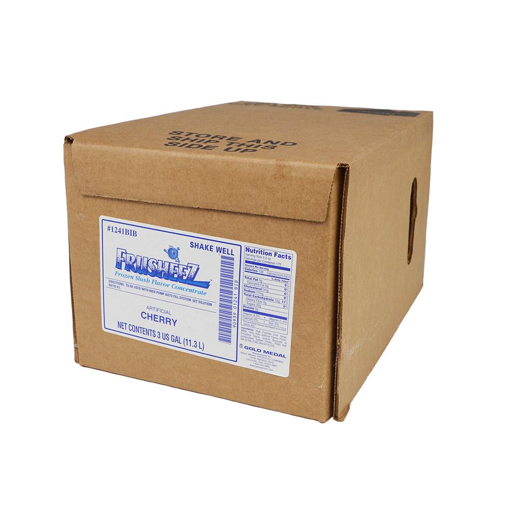 Gold Medal 1241BIB Frusheez Mix, Cherry, Bag In A Box