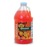 Gold Medal 1245 Frusheez Mix, Orange, (6) 1/2 Gallons Per Case