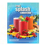 Gold Medal 1266 Fruit Splash Smoothie Poster