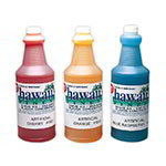 Gold Medal 1351 1-qt. Hawaii's Finest Shave Ice/Sno-Kone Bubble Gum Flavor Concentrate