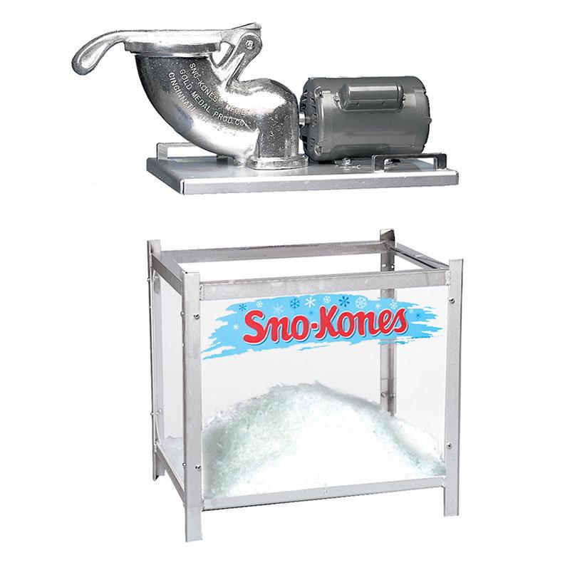 shav a doo snow cone machine