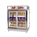 Gold Medal 2004D Astro Pop Staging Cabinet w/ 2-Swing Out Doors & 3-Shelf Warmers