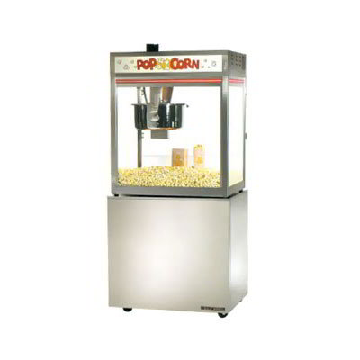 Gold Medal 2009SS Popcorn Popper Base, Stainless