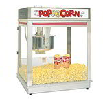 Gold Medal 2010EB 120208 Astro-Pop Popcorn Machine w/ 20-oz Kettle & Base, 120/208V