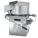 Gold Medal 2033BG 120240 Jumbo 360 Heavy Duty Popcorn Machine w/ 3-Min Popping Cycles & LP Gas Fired, 120/240V