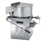 Gold Medal 2033DC 120240 Jumbo 360 Heavy Duty Popcorn Machine w/ 3-Min Popping Cycles & Gas Fired, 120/240V