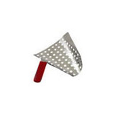 Gold Medal 2084 Left Handed Jet Scoop, Stainless