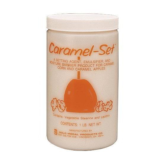 Gold Medal 2087 1-lb Caramel Set Can