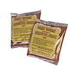 Gold Medal 2094 Concentrated Caramel Corn Treat Mix, (12)22-oz Pouches/Case