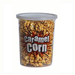 Gold Medal 2135 3.5-oz Small Disposable Caramel Corn Container w/ Lids, 500/Case