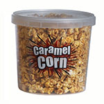Gold Medal 2136 14-oz Large Disposable Caramel Corn Container w/ Lids, 175/Case