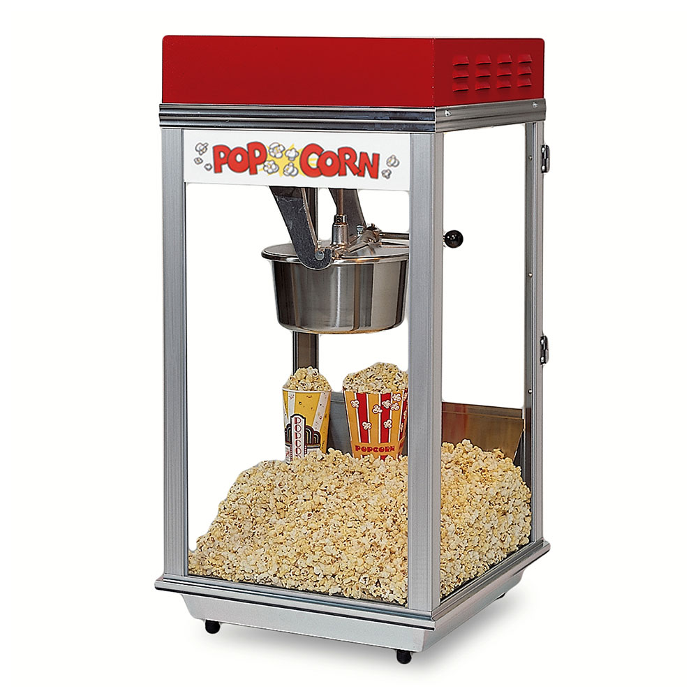 Gold Medal 2152ST 120208 Bronco Pop Heavy Duty Popcorn ...