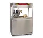 Gold Medal 2178ED 120208 Cornado Popcorn Bar w/ 36-oz Kettle & 60-in Enclosed Cabinet, 120/208V
