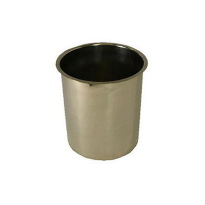 Gold Medal 2194 133-oz Bowl Insert Warmer Only for Model 2205, Stainless