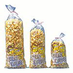 Gold Medal 2207 7 to 8-oz Disposable Corn Treat Bags, 1,000/Case