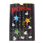Gold Medal 2210B 170-oz Funburst Design Disposable Popcorn Bags, Laminated, 250/Case