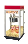 Gold Medal 2214ST 120240 Red Top-12 Popcorn Machine w/ 14-oz Kettle