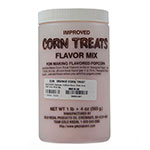 Gold Medal 2288 Candy Glaze Corn Treat Flavor Mixes, Orange