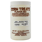 Gold Medal 2299 Candy Glaze Corn Treat Flavor Mixes, Artificial Vanilla