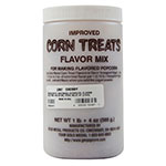 Gold Medal 2307 Candy Glaze Corn Treat Flavor Mixes, Red Cherry