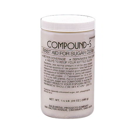 Gold Medal 2320 Pro Strength Compound-S, 24-oz Jar
