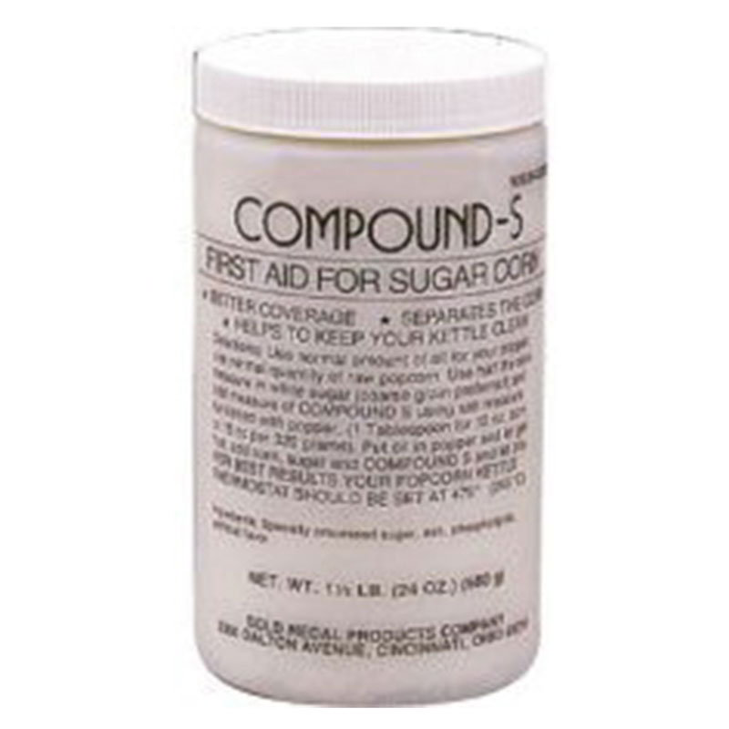 Gold Medal 2324 Compound S, 35-lb Buck Pail