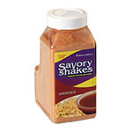 Gold Medal 2352S 18-oz Savory Shakes Bottle Plastic w/ Handle, 4/Case